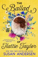 The ballad of Hattie Taylor Book cover