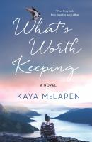 What's worth keeping Book cover