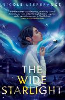 The wide starlight  Cover Image
