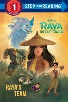Raya's team Book cover