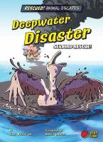 Deepwater disaster : seabird rescue! Book cover
