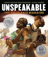 Unspeakable : the Tulsa Race Massacre Book cover