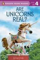 Are unicorns real? by by Ginje L. Clarke.