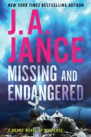 Missing and endangered Book cover