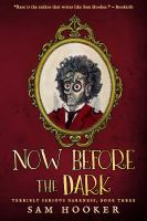 Now before the dark : Terribly serious darkness, book three Book cover