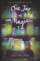 One jar of magic Book cover