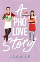 A phở love story Book cover