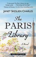 The Paris library : a novel Book cover