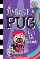Pug's got talent by by Kyla May.
