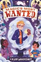 Magic's most wanted Book cover