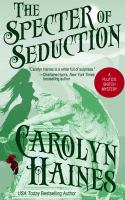The specter of seduction Book cover