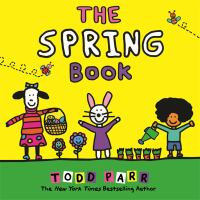 The spring book Book cover
