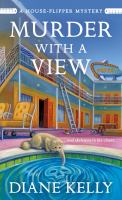 Murder with a view Book cover