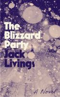 The blizzard party Book cover