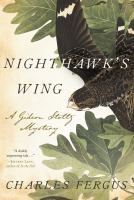 Nighthawk's wing Book cover