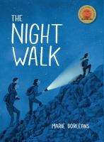 The night walk Book cover