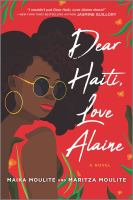 Dear Haiti, love Alaine Book cover