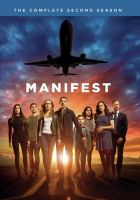 Manifest. The complete second season. Cover Image