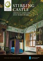 Stirling Castle : Argyll's Lodging and Mar's Wark Book cover