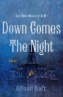 Down comes the night Book cover