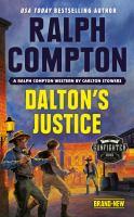Dalton's justice Book cover