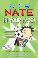 Big Nate : in your face! Book cover
