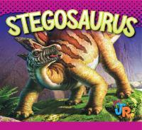 Stegosaurus Book cover