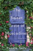 The sweet taste of muscadines : a novel Book cover