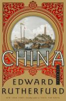 China : the novel Book cover