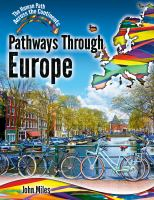 Pathways through Europe Book cover