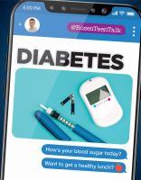 Diabetes Book cover