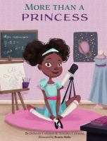 More than a princess Book cover
