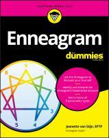 Enneagram Book cover