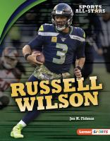 Russell Wilson Book cover