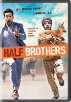 Half brothers Book cover