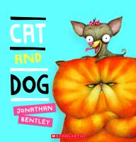 Cat and Dog Book cover