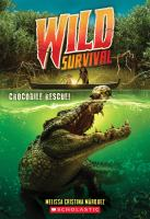 Crocodile rescue! Book cover