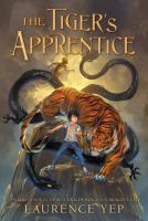 The tiger's apprentice Book cover