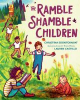 The ramble shamble children Book cover