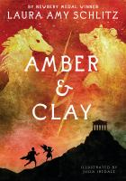 Amber & Clay Book cover