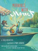 Mornings with Monet Book cover