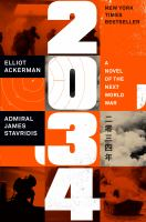 2034 : a novel of the next world war Book cover