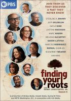 Finding your roots. Season 6 Book cover