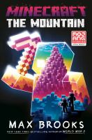 Minecraft : the mountain Book cover