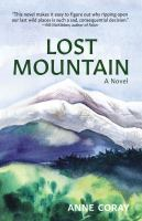 Lost mountain : a novel Book cover