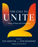 The call to unite : voices of hope and awakening  Cover Image