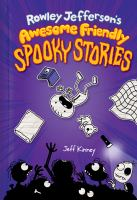 Rowley Jefferson's awesome friendly spooky stories Book cover