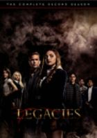 Legacies. The complete second season Book cover