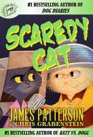 Scaredy Cat Book cover