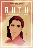 Ruth : Justice Ginsburg in her own words  Cover Image